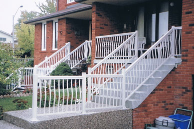 Aluminum Railings Mississauga
