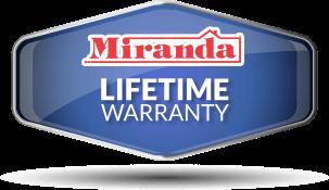 miranda-lifetime-waranty