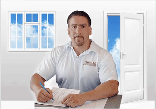 Tony Miranda Windows and Doors President