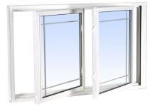 Double Tilt Slider Windows