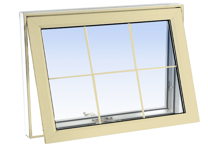 awning windows cream
