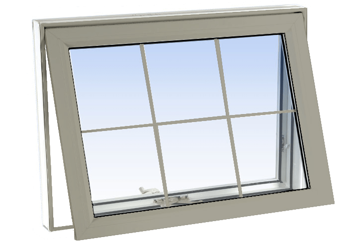 awning windows hickory