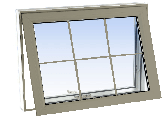 awning windows pebble
