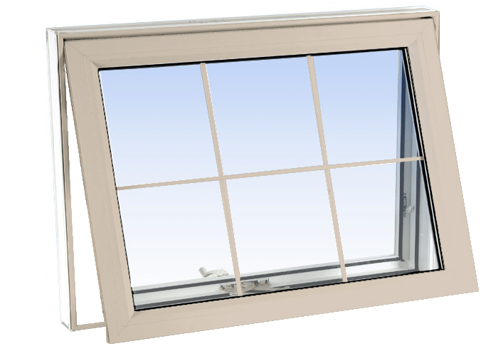 awning windows sandalwood