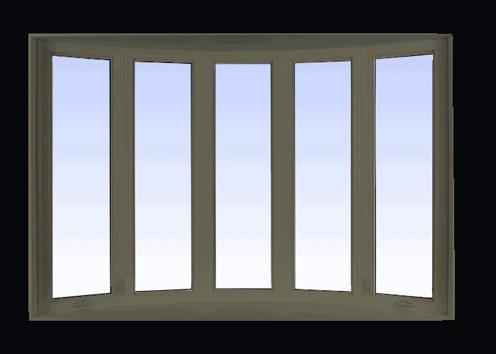 bow windows sable