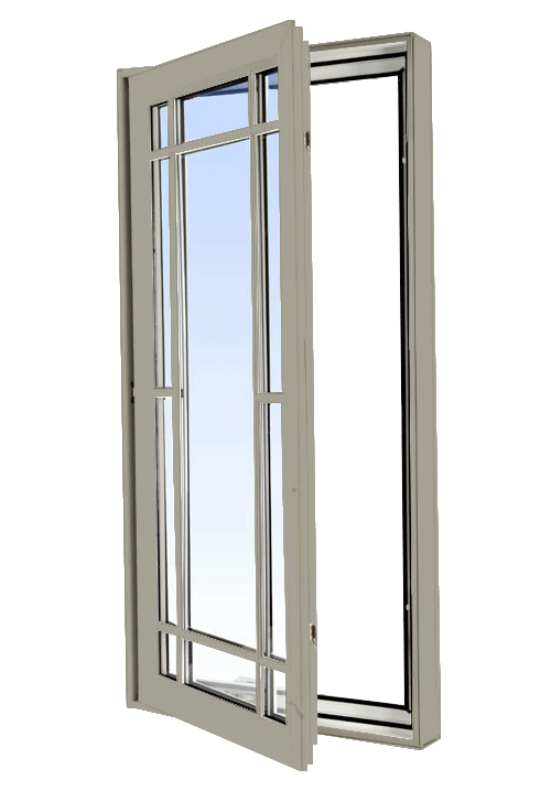 casement windows hickory