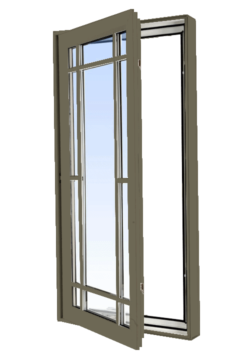 casement windows sable