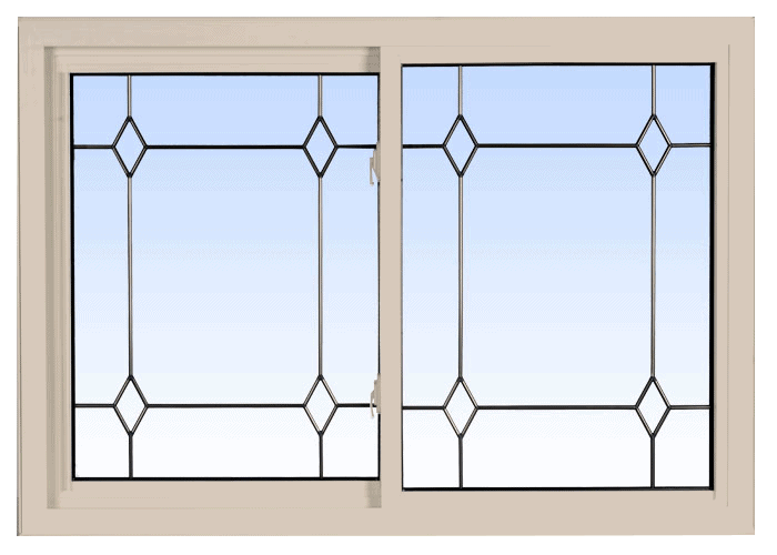 double lift out slider windows sandalwood
