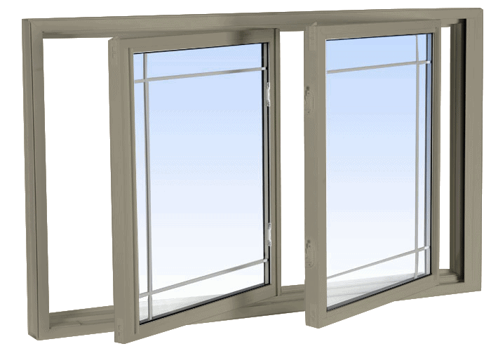 double tilt slider windows pebble