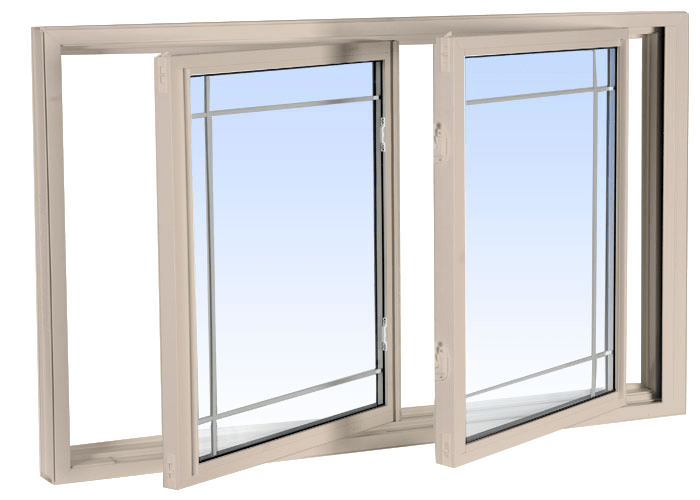 double tilt slider windows sandalwood