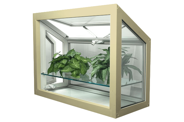 greenhouse windows cream