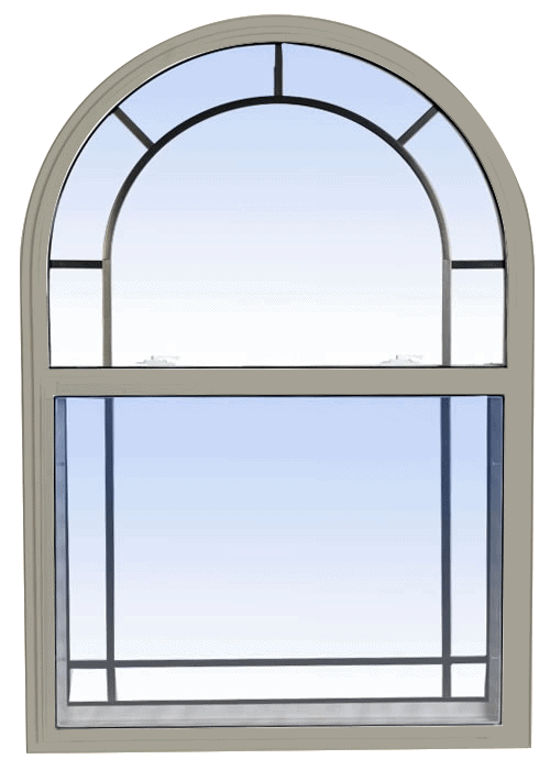 single hung windows hickory