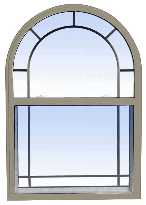 single hung windows pebble