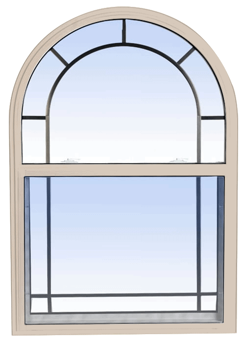single hung windows sandalwood