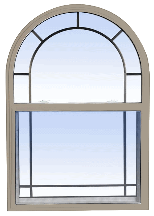 single hung windows sandstone