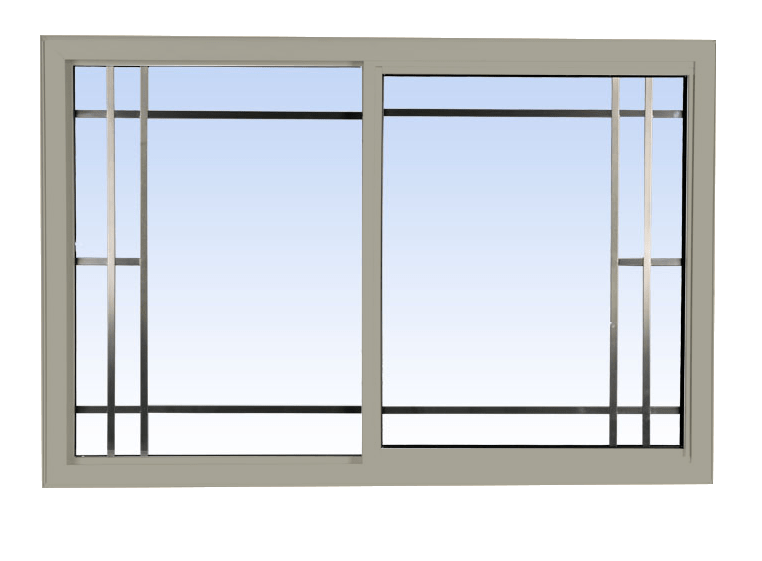 single slider lift out windows hickory