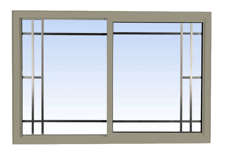 single slider lift out windows pebble