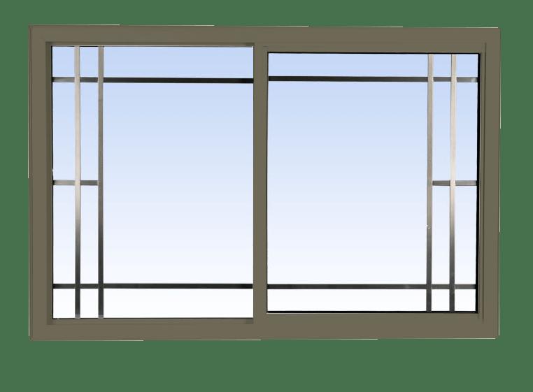single slider lift out windows sable