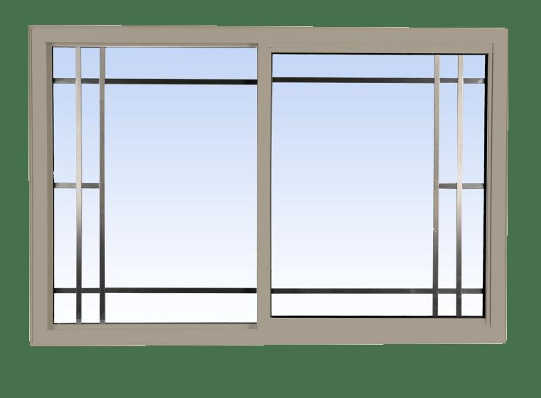 single slider lift out windows sandstone