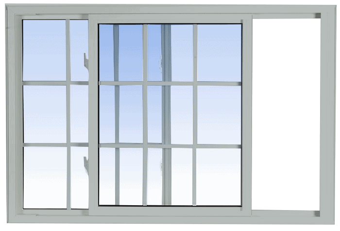 single tilt slider windows dover grey