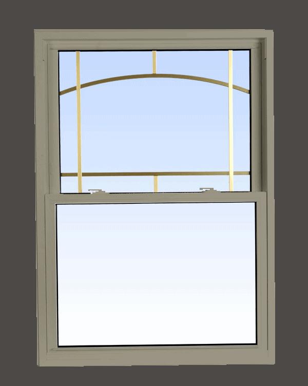 double hung windows pebble