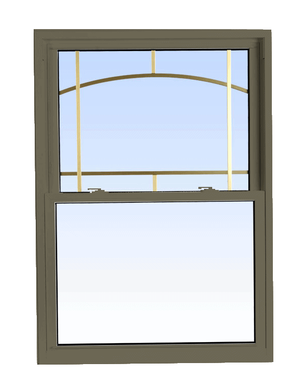 double hung windows sable