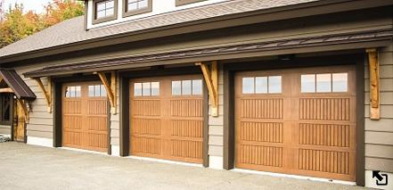 Fibergl Garage Doors Picture 2